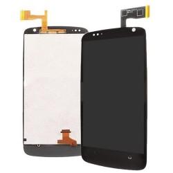 HTC Desire 500 ekranas juodas