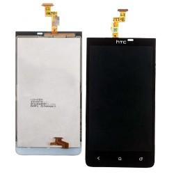 HTC Desire 300 ekranas juodas