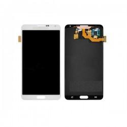 Samsung Galaxy Note 3 N9005 lcd ekranas su lietimui jautriu stikliuku baltas