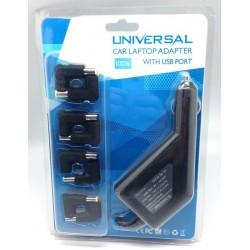 Universalus automobilinis nešiojamo kompiuterio kroviklis