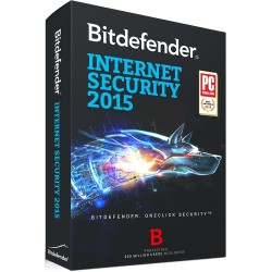 BitDefender Internet Security 2015 1 User (1 metai)
