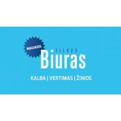 Tildės Biuras 2014 Business license
