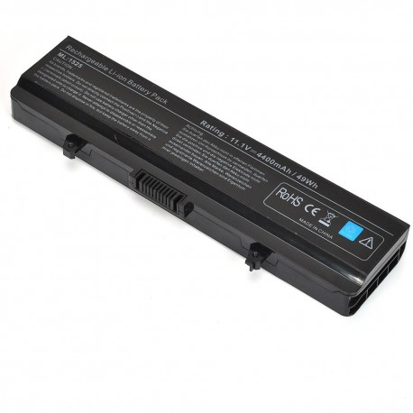 Nešiojamo kompiuterio baterija Dell Studio 15 11.1V 4400mAh